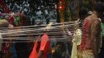 Hindu festival, Hpa An, Mijanmar
