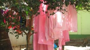odjeća u ženskom samostanu