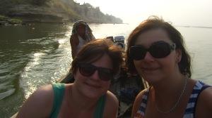 Nas dvije na brodiću