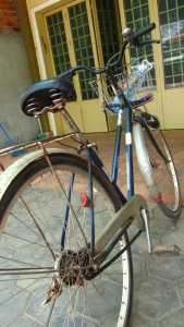 bicikl, Siem Reap, Kambodža