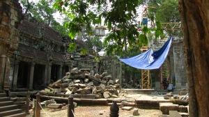 Ta Prom, Angkor Wat, Kambodža