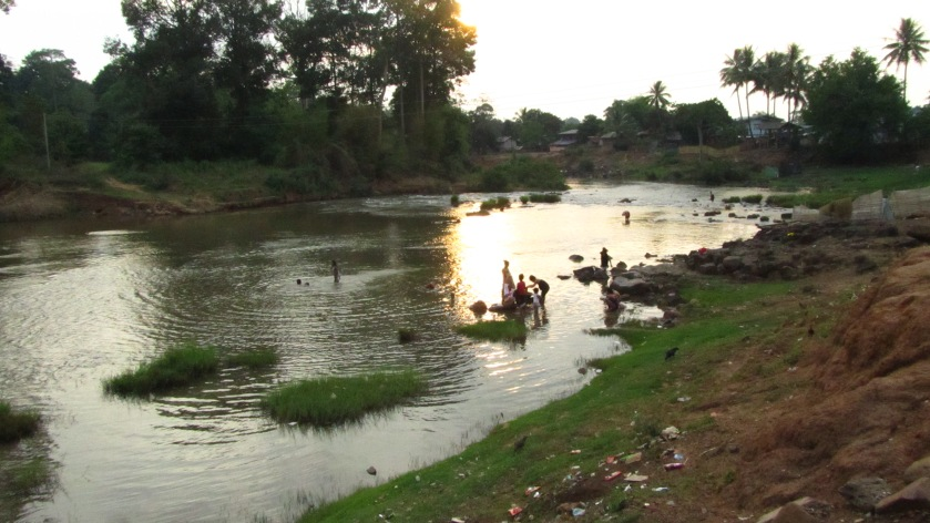 Tad Lo, Ban Saen Vang village, Bolaven Plateau, Laos