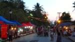 Noćna tržnica, Lunag Prabang, Laos