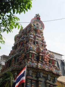 Šareni hinduistički hram