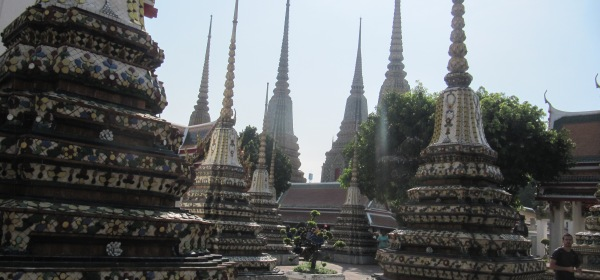 Wat Pho, Bangkok, Thailnad