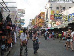 Khao San Road - ne čini se šašav, ali je