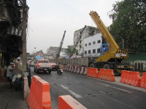 Under construction....po svuda, svuda