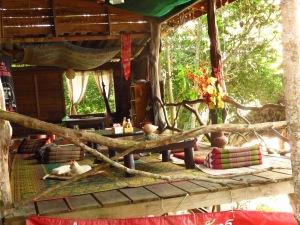 Sangsuree bungalow, Ko Chang, Thailand