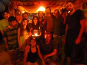 rođendan, Ko Chang, Thailand