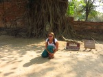 Wat Mahathat , Ayutthaya, Thailand