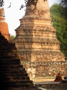 Wat Rataburana, Ayutthaya, Thailand