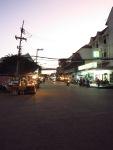 noćna tržnica, Phrae, Tajland