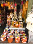 Pokloni za samostane, Phrae, Tajland
