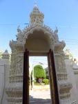 Ulaz u pagodu, Phrae, Thailand