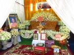 Grob svečenika u pagodi, Phrae, Tajland