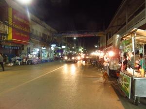 Noćni plac, Phrae, Tajland