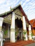 Pagoda, Nan, Thailand