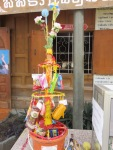 darovi Pagode, Nan, Tajland