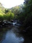 slapovi, okolica Nana, Tajland