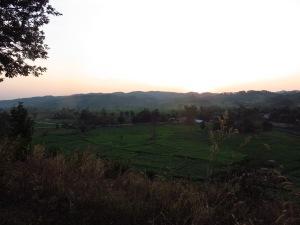 okolica Nana, Tajland