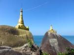 Myaw Yit Pagoda, Maungmagan plaža, Mijanmar
