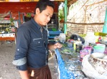 betel, Maungmagan plaža, Mijanmar