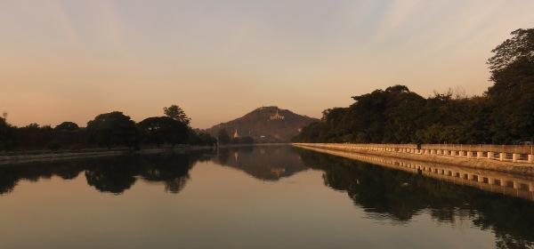 Palača Mandalaya, Mijanmar
