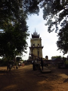 Kosi toranj, Inwa, Mijanmar