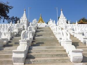 Settawya Paya, Mingun, Mijanmar