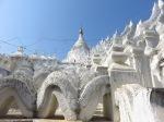 Hsinbyume Pagoda, Mingun, Mijanmar