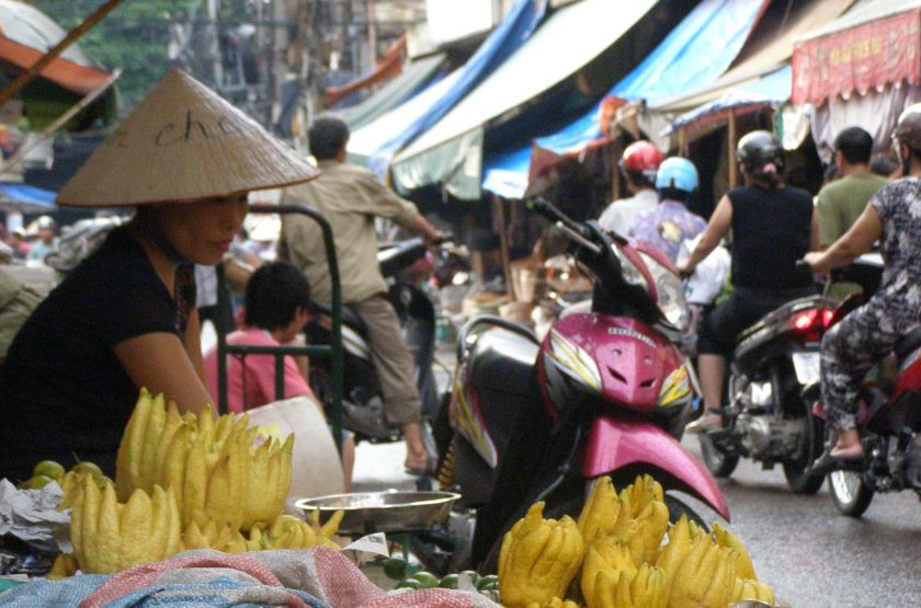 tržnica Hanoi, Vijetnam