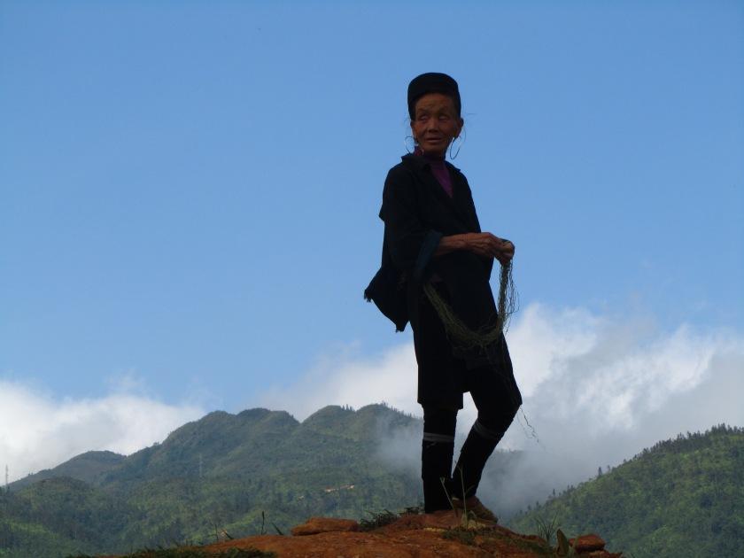 Crni Hmonzi, Sapa, Vijetnam