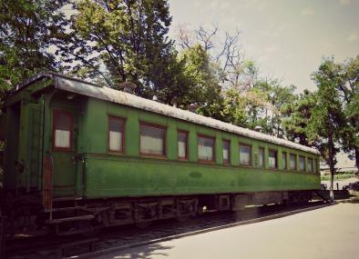 Vagon kojim je Staljin putovao za vrijeme 2. svjetskog rata