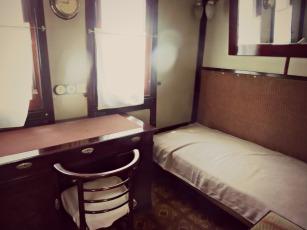 Staljinova soba u vagonu