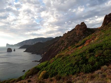 Neizgradena obala Mause