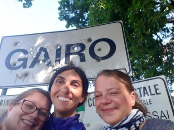 Novi Gairo - Martha, Laura